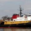 Explorer in the C&D Canal from Norfolk,, VA